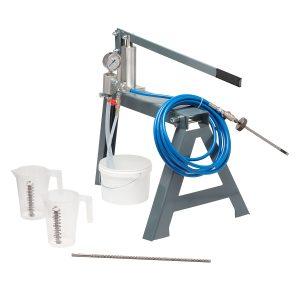 InjectieTools equipment en supplies voor de betonbouw